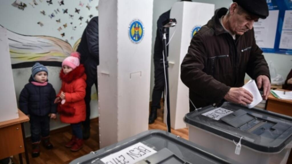 OSCE slams 'strong indication of vote buying' in Moldova