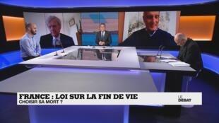 Le Débat de France 24 - jeudi 8 avril 2021