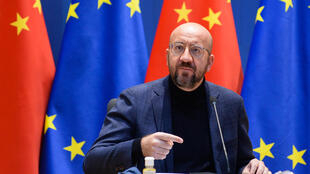 European Council chief Charles Michel on Jan. 22, 2021 demanded Russian opposition activist Alexei Navalny's release in a call with President Vladimir Putin.