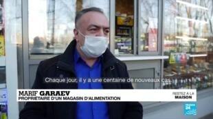 2020-03-27 13:03 Coronavirus en Russie : Les mesures prises par Poutine sont-elles suffisantes ?