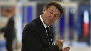 Christian Estrosi est maire de Nice depuis 2008.
