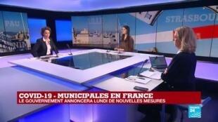 2020-03-15 20:04 Municipales 2020 : Le Premier ministre Edouard Philippe, en tête au Havre (43%)