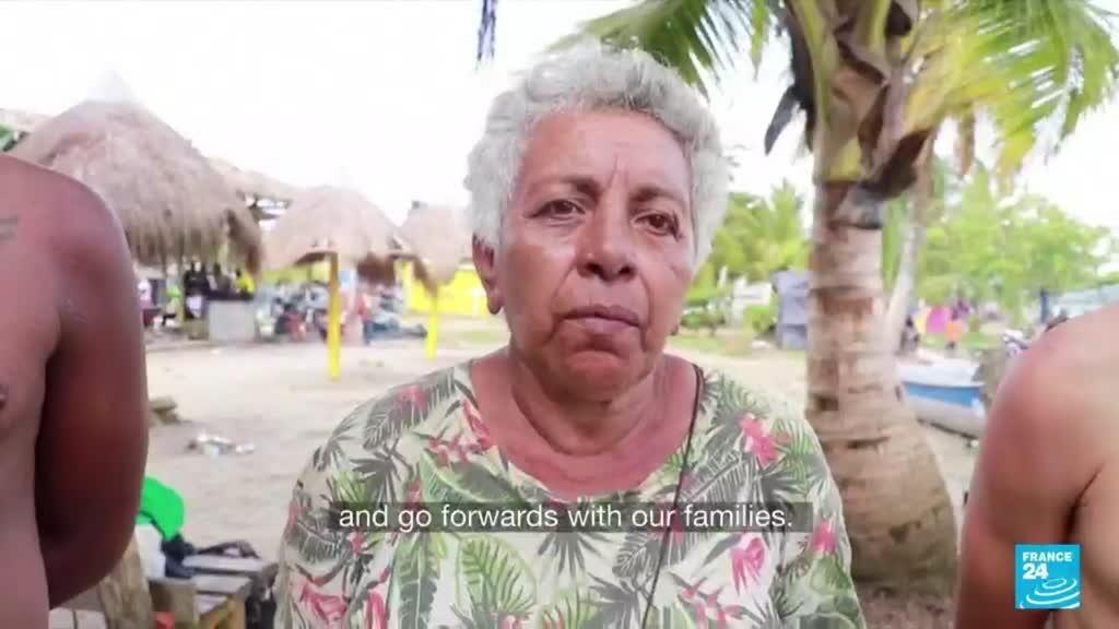 2021-07-30 11:10 Panama registers record number of migrants crossing treacherous Darien Gap