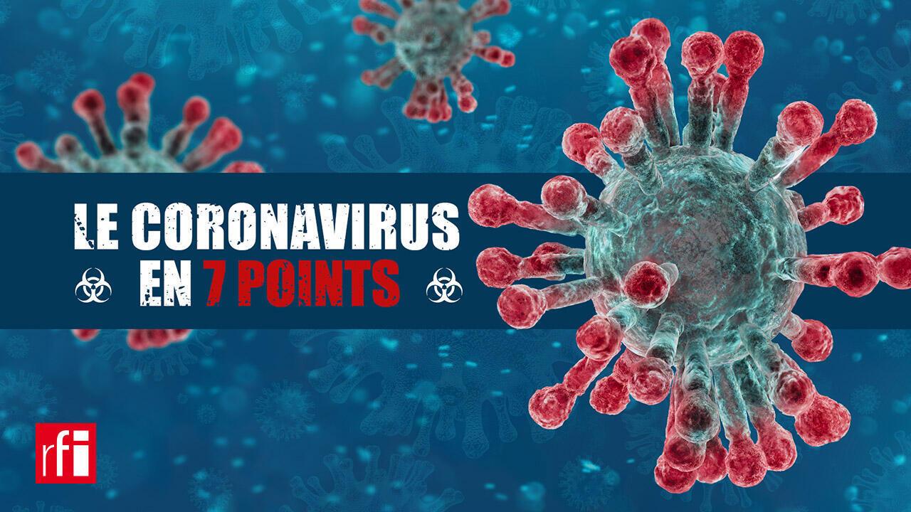 Le coronavirus en 7points