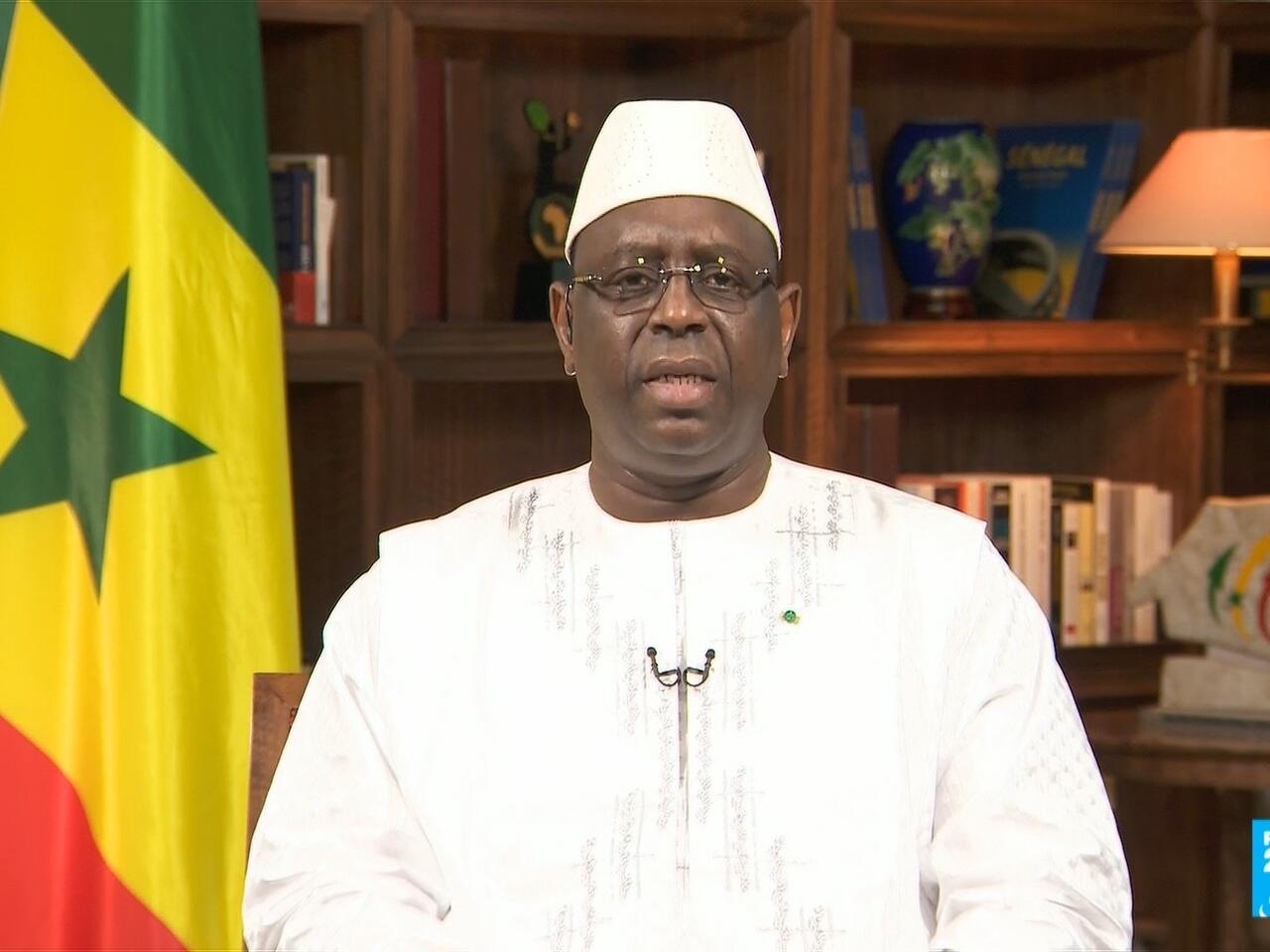 Macky Sall is one of the best heads of state in Africa