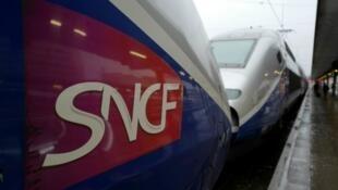 Un TGV sur huit en moyenne mardi prévoit la SNCF.