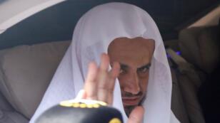 Saud al-Mojeb, procureur général du royaume saoudien, photographié le 30 octobre à Istanbul.