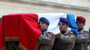 France military army death soldiers Invalides Mali Barkhane