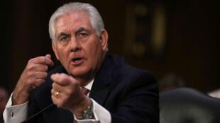 """Pour Rex Tillerson, Washington et Moscou ne seront """"probablement jamais amis""""."""