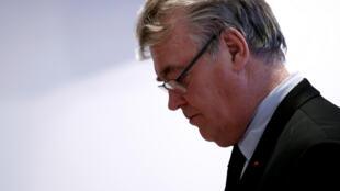 L'ancien haut-commissaire aux Retraites est visé depuis le 19 décembre, par une enquête préliminaire, ouverte par le parquet de Paris, pour déclaration incomplète d'intérêts et cumul de rémunérations.