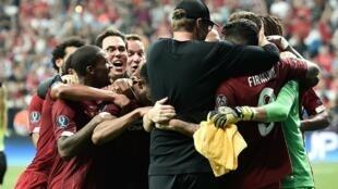 ليفربول الإنكليزي يحرز كأس السوبر الأوروبية أمام تشيلسي