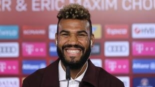 Eric Maxim Choupo-Moting has signed a one-year contract with Bayern Munich