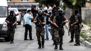 La Turquie a été frappée par plusieurs attentats lundi 10 août.