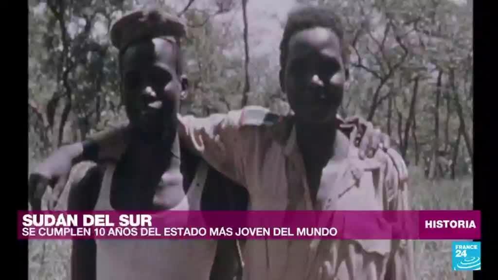 Sudán del Sur historia