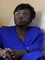 Victoire Ingabire Umuhoza, membre des Forces démocratiques unifiées