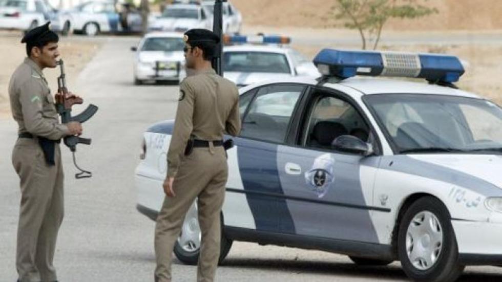 فردان من الشرطة السعودية