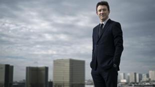 Benjamin Griveaux est le candidat officiel du parti président pour les municipales de paris.