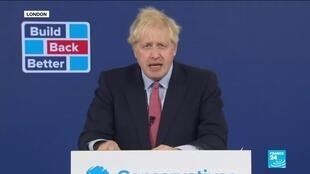 2020-10-06 16:11 UK to sink millions into wind power after Covid crisis, Johnson says