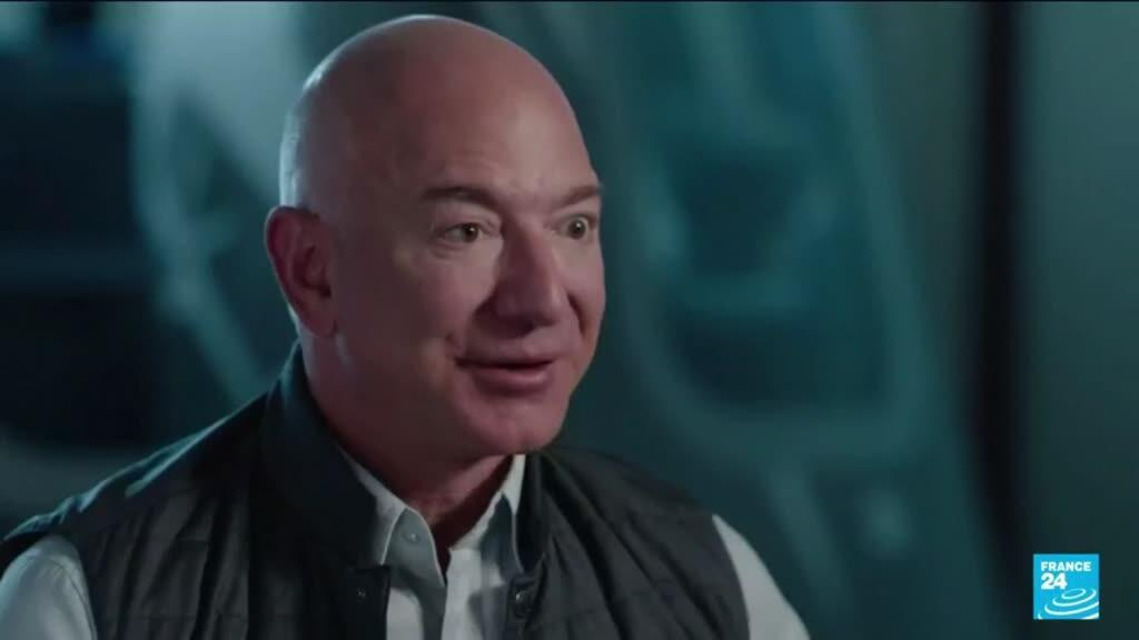 2021-07-05 12:13 Jeff Bezos is stepping down as Amazon CEO