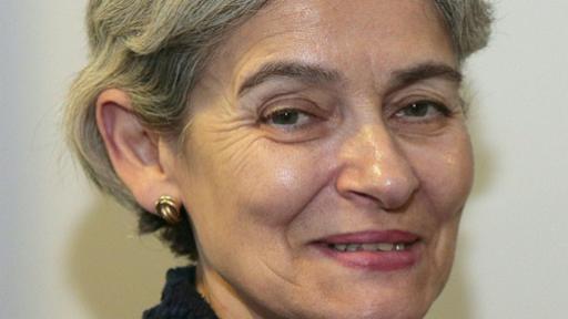 La Bulgare Irina Bokova, directrice générale de l'Unesco