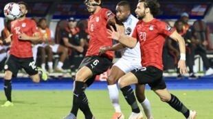 منتخب مصر يريد الفوز على أوغندا لضمان صدارة المجموعة الأولى