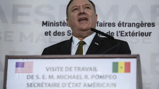mike pompeo senegal etats unis