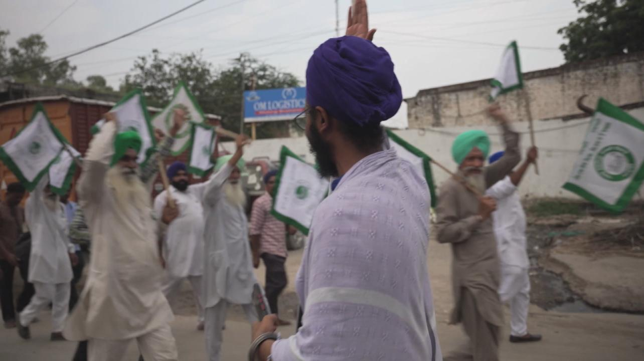 NW OOV ECRAN FOCUS INDIA FARMERS PROTEST