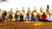 Soutien aux otages au Mali