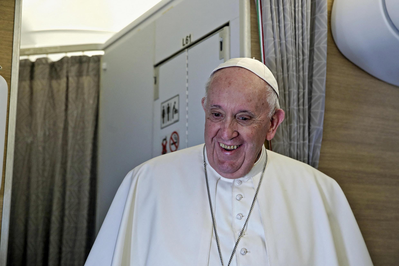 Papa de vuelta a Roma