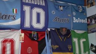 متحف خاص لتخليد ذكرى مارادونا في نابولي