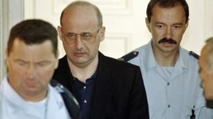 Jean-Claude Romand, seen here in 1996, killed his parents, wife and two children as they were about to learn about his double life