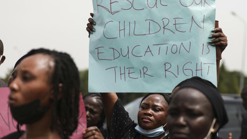 Au Nigeria, des dizaines d'élèves kidnappés libérés, six sont morts en captivité