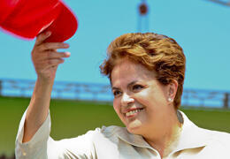DILMA ROUSSEFF - WORKERS' PARTY