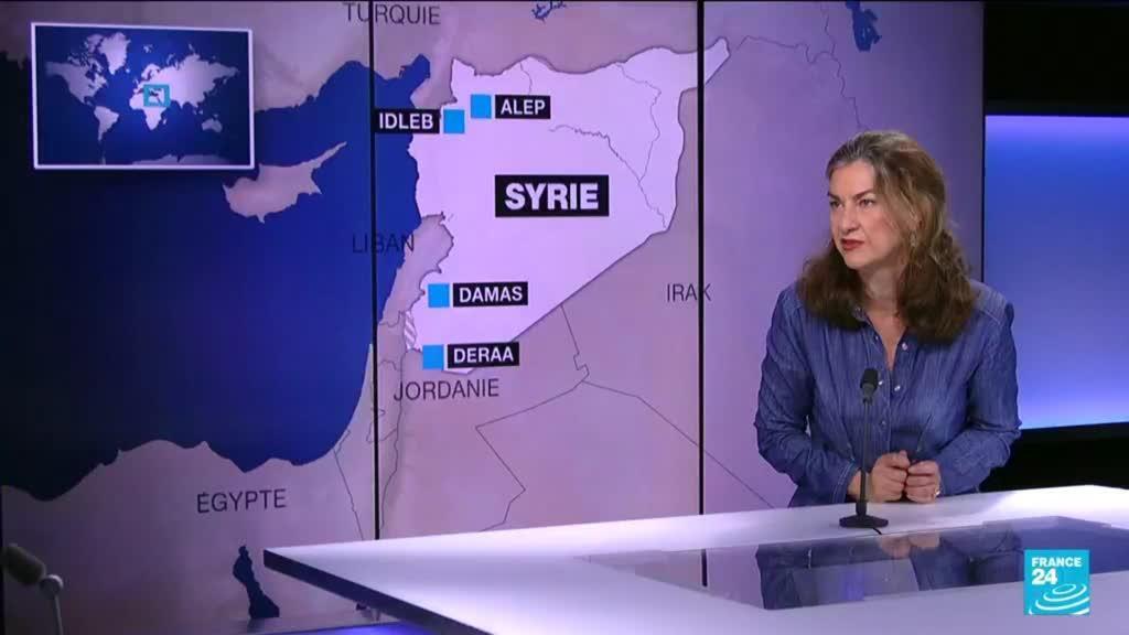 2021-10-20 10:02 Attentat en Syrie : un bus militaire visé, au moins 13 personnes tuées