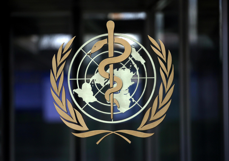 المقر الرئيسي لمنظمة الصحة العالمية قبل اجتماع لجنة الطوارئ بشأن فيروس كورونا  في جنيف ، سويسرا ، 30 يناير 2020.
