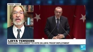 2019-12-26 13:31 Turkey's 'Erdogan desores to be the regional power broker, FRANCE 24's Jasper Mortimer says