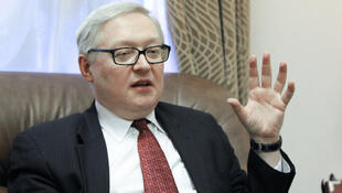 Sergueï Riabkov, vice-ministre russe des Affaires étrangères.