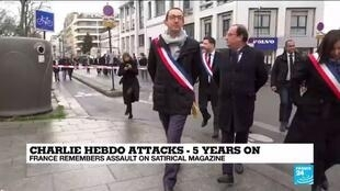 2020-01-07 12:05 Charlie Hebdo attacks discussed by terrorist expert