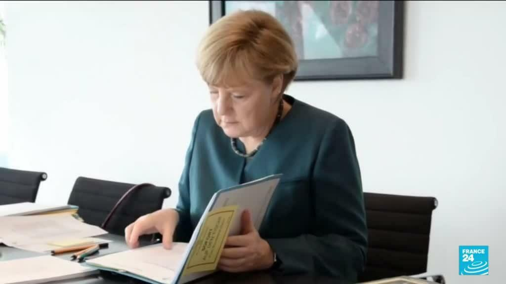 As Germany's Angela Merkel prepares to leave power, her policies over women's rights have been criticised.