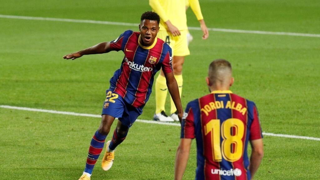 Foot européen : le Barça démarre fort, City sombre, le Bayern chute