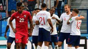 Les Anglais n'ont fait qu'une bouchée du modeste Panama.
