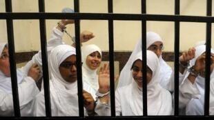 Le 27 novembre, elles avaient été condamnées à 11 ans de prison