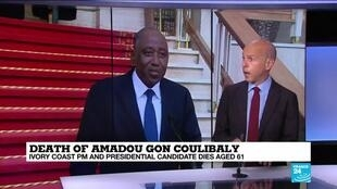 2020-07-09 13:09 Ivorian PM Coulibaly's death puts presidential elections 'in the air'
