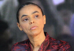 MARINA SILVA – GREEN PARTY