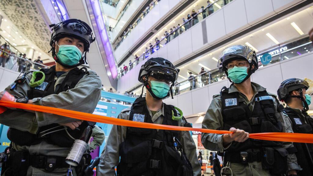 Hong Kong : arrestation de quatre étudiants militants, conséquence de la loi de sécurité nationale