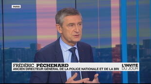 Capture d'écran France 24
