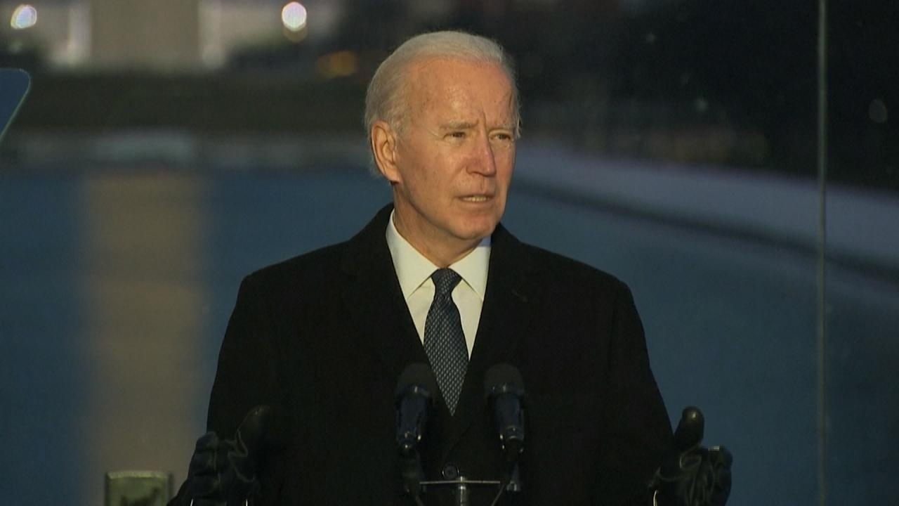 Business daily - What is Joe Biden's plan to rescue the US economy?