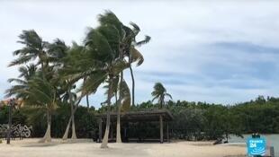 إعصار جزر الباهاما في سبتمبر/أيلول 2019
