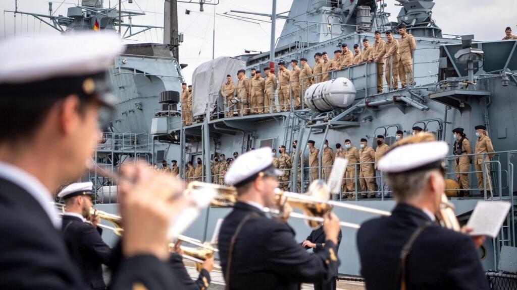 Àprès 20 ans, l'Allemagne envoie son premier navire militaire... en mer de Chine