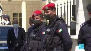 2021-04-05 14:41 El príncipe Hamzah, acusado de socavar la seguridad de Jordania